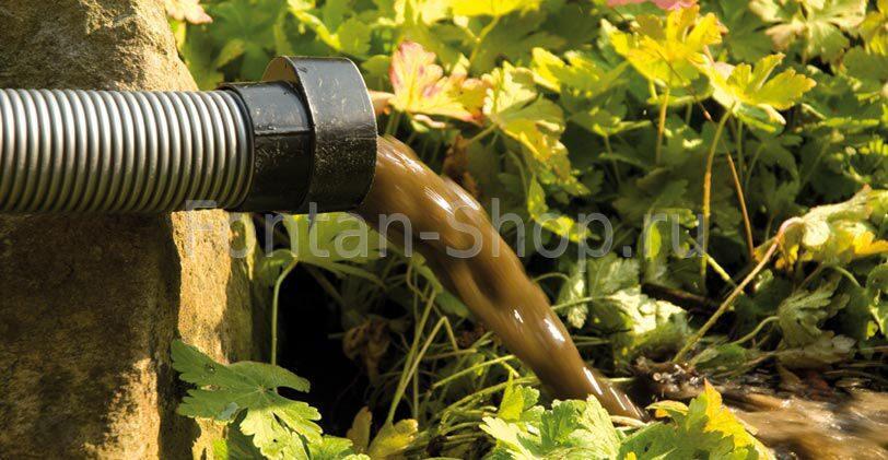 Осуществить гидроизоляцию как наружную